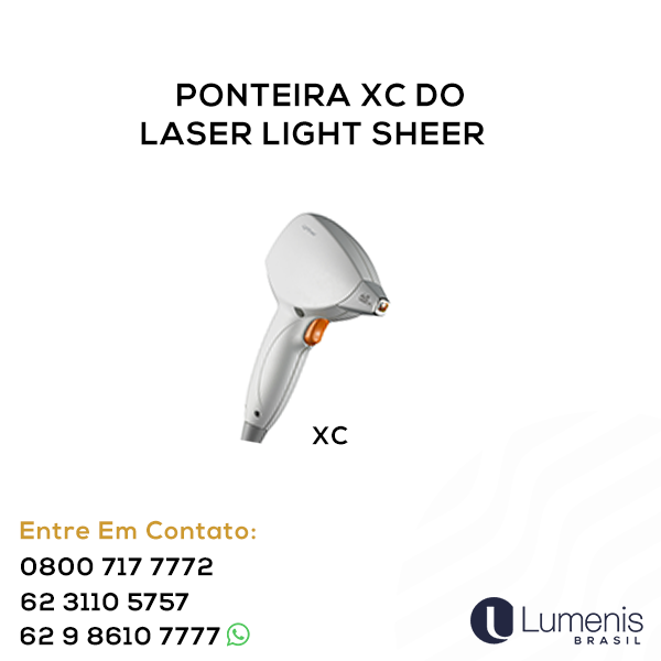 PONTEIRA XC DO LASER LIGHT SHEER